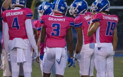 The Pictures of The 2018 W4W Pink Out Game