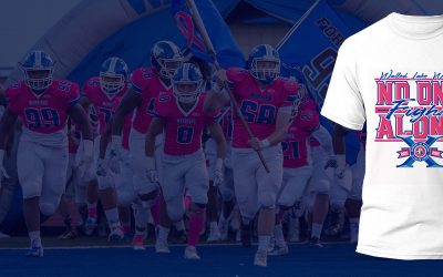 Get your 2021 Pink Out Shirt