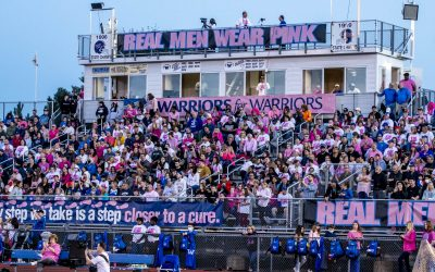 Pictures of The 2021 W4W Pink Out Game