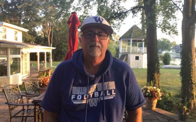 2021 Honorary Captain Jim Cioroch